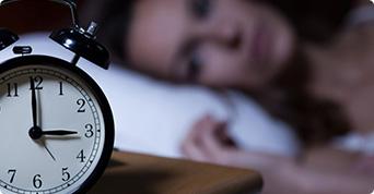 睡眠障害の主な症状